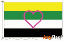 SKOLIOSEXUAL  ANYFLAG RANGE - VARIOUS SIZES